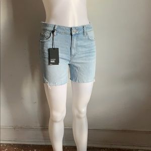 NWT PAIGE  jean shorts